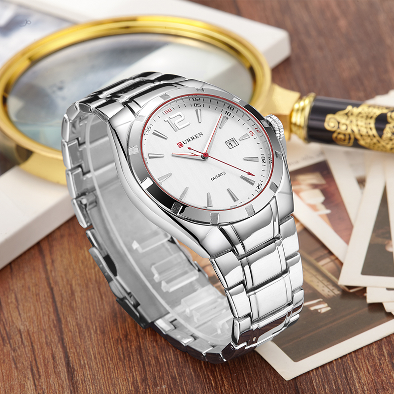 Luxury Brand  Analog Display Men's Quartz Watch