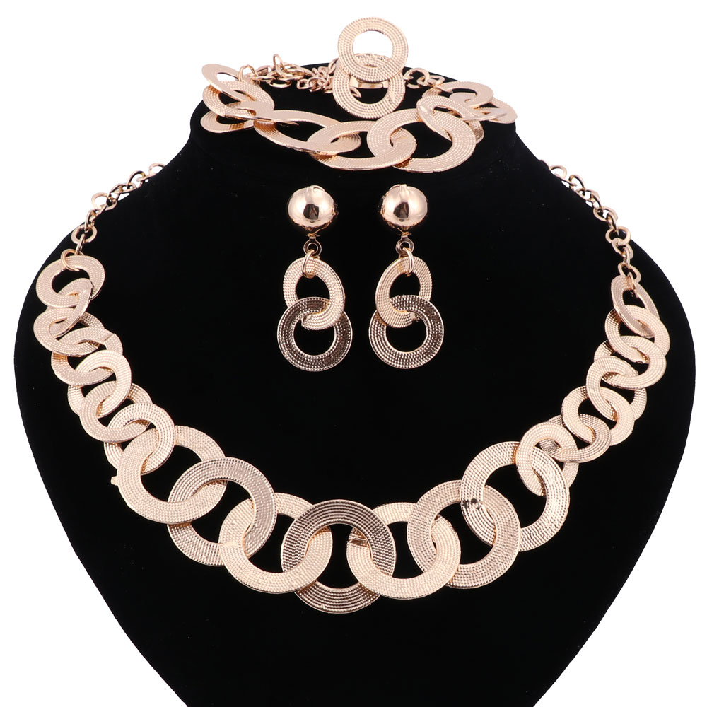 Necklaces&Pendants Earring Women Jewelry